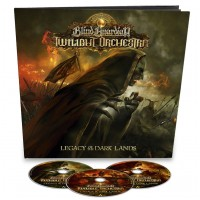 BLIND GUARDIAN TWILIGHT ORCHESTRA - Legacy of the dark lands [3CD EARBOOK] (BOXCD)