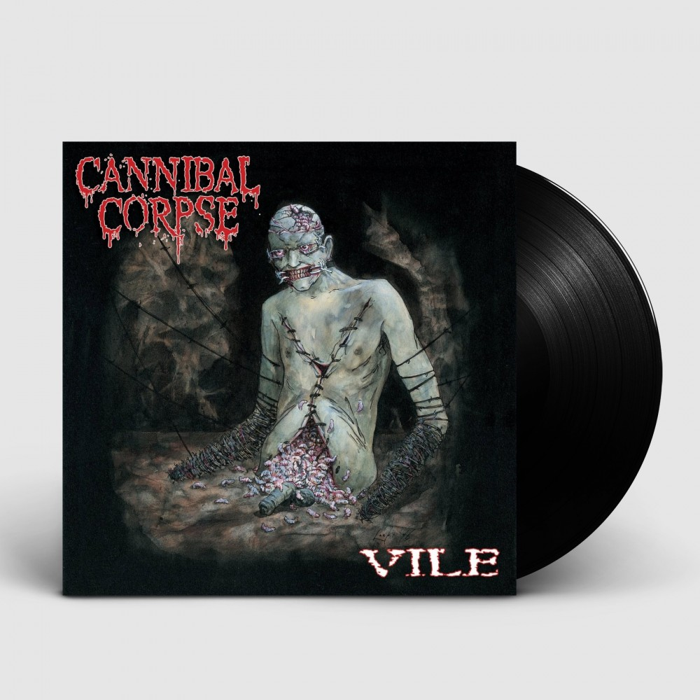 CANNIBAL CORPSE - Vile [BLACK] (LP)