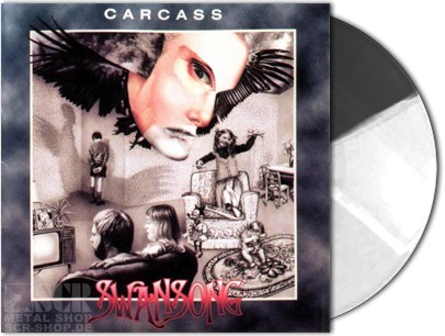CARCASS-Swansong-POLARIZED-Vinyl-LP-ltd-300