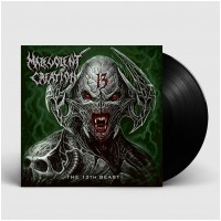 MALEVOLENT CREATION - The 13th Beast [BLACK] (LP)