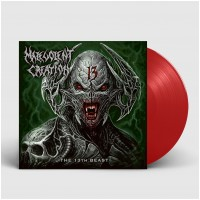 MALEVOLENT CREATION - The 13th Beast [RED] (LP)