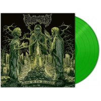 REVEL IN FLESH - Relicts of the deathcult [GREEN] (LP)